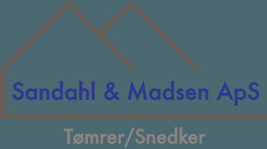 Sandahl madsen navn logo